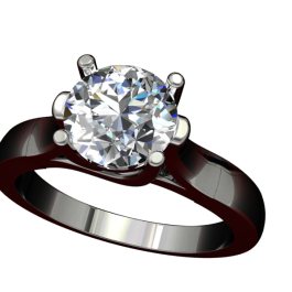 Trellis Cathedral Solitaire