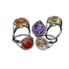 Mohave Colours of Your Life plat 050 Ring
