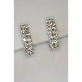 Passion Fire Captivating Earrings 2ct