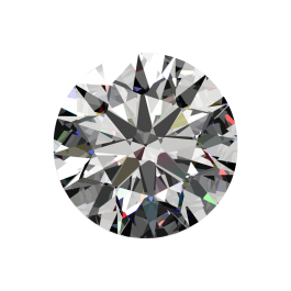 One ct F VS-1, Passion Fire Diamond, loose round