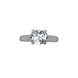 Allure Cathedral Solitaire 01