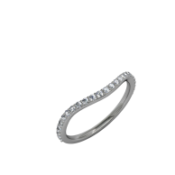 Forever Yours - Wedding Band - 14kt