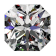 One ct Passion Fire Diamond, J VS-1 loose square Special Value