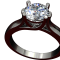 Trellis Cathedral Solitaire profile