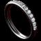 3mm 1/2ct Diamond Band 1